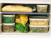 چگونه اسراف در خوراکیها را کم کنیم؟