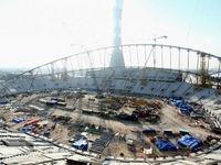 نگاهی به محل برگزاری مسابقات جام جهانی قطر +فیلم