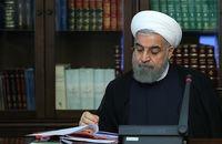 روحانی فرا رسیدن روز ملی الجزایر را تبریک گفت