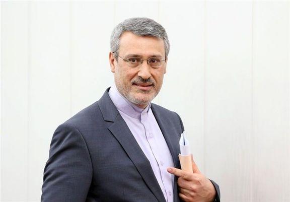 بعیدینژاد: نامه ایران به سازمان بینالمللی دریانوردی درباره تهدید اخیر آمریکا