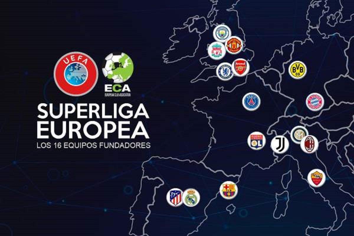 سوپرلیگ اروپا، قاره سبز را به هم ریخت / طغیان میلیارد یورویی