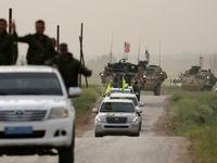 آمریکا در حال تخلیه نیروهایش از حسکه سوریه است
