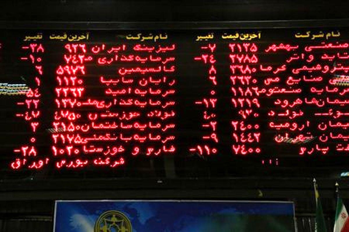 سبزپوشی بازار سهام پس از یک ریزش نفسگیر/ شاخص بورس تهران 582 واحد رشد کرد