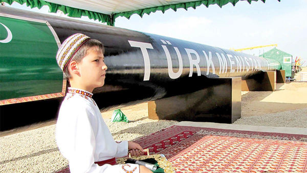 راهبرد گازی همسایه شمالی ایران