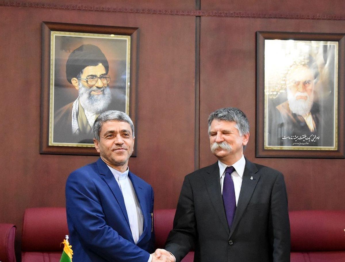 طیب نیا: مجلس با تسهیل روابط اقتصادی ایران و مجارستان موافقت کند