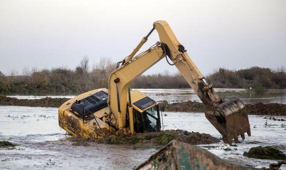 نقش وزارت نیرو در سیلاب پایین دست سدهای خوزستان/ تجاوز به حریم رودخانه، بهانه دور زدن مسئولیت است