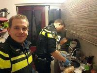 اقدام تحسینبرانگیز دو پلیس مهربان! +عکس