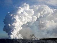 بحران جدید با گذارههای آتشفشان در هاوایی +عکس