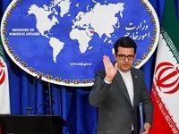 موسوی: ارائه جزئیات طرح صلح هرمز به ۸کشور مشارکت کننده