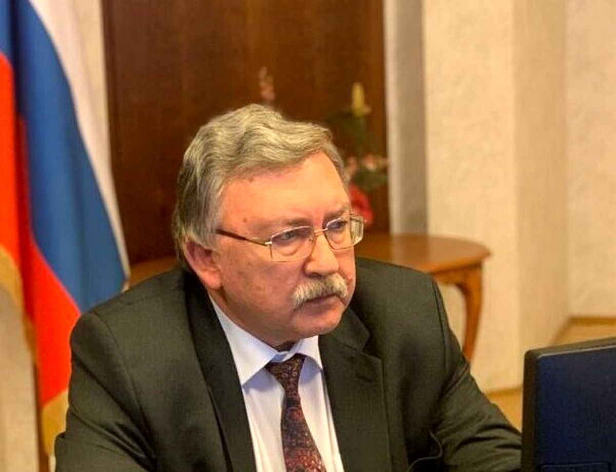 اولیانوف درباره نشست سه جانبه در وین گزارش داد