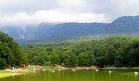 خشکسالی به دریاچه بهشهر رسید