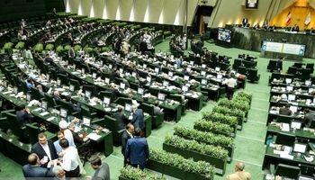 تنش سیاسی آب در مجلس