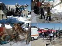 انفجار مرگبار در شهرک صنعتی شیراز