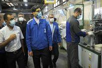 تامین به موقع قطعات با کیفیت، راهبرد ایران خودرو در همکاری با سازندگان است