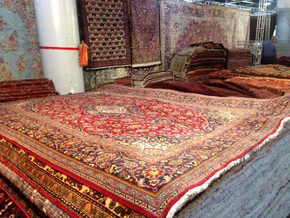 وضعیت تحریم، مشکلاتی را در صادرات فرش به وجود آورد