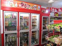 جولان آبمیوههای عربی در سوپرمارکتها