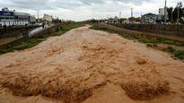 خسارات سیلاب بخش کوهنانی - خرم آباد +فیلم