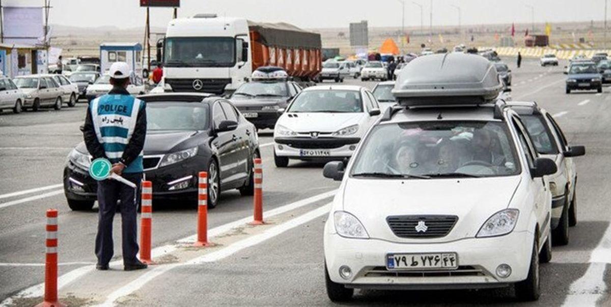 کاهش ۴۰درصدی سفرهای مردم در هفته گذشته