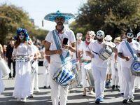 جشن روز ملی مردگان در مکزیک +تصاویر