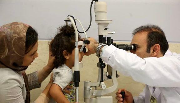 سه علت شایع تنبلی چشم