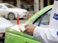 برخورد با ۴میلیون خودروی فاقد معاینه فنی