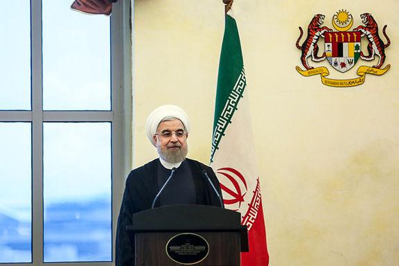 روحانی:برای نجات دنیای اسلام راهی جز اعتدال و مبارزه با خشونت نیست