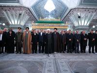 روحانی: ملت ما در برابر همه توطئهها پیروز خواهد شد/ طرح موسوم به معامله قرن، ننگی بزرگ در تاریخ است