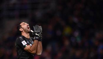 بازماندن تیم ملی ایتالیا از صعود به جامجهانی ۲۰۱۸ +تصاویر