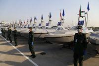 الحاق شناورهای رزمی وزارت دفاع به سپاه +عکس