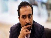 مجری معروف تلویزیون در آغوش حضرت والا +عکس