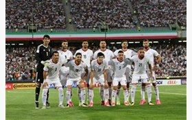 فوتبال ایران با ۳پله سقوط در رده ۳۶جهان +جدول