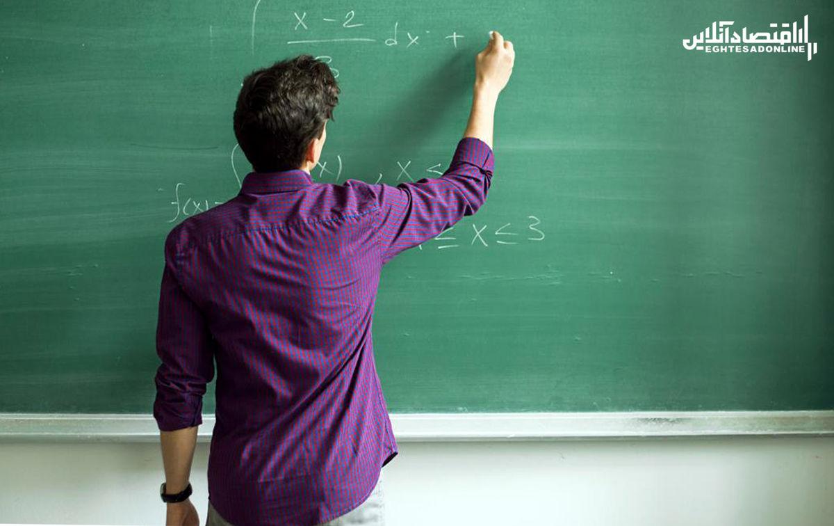 معلمان حق التدریس استخدام نمیشونـد
