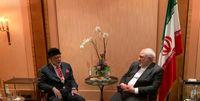 رایزنی ظریف با وزرای خارجه عمان و کرواسی در مونیخ