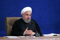 روحانی: مردم در طول ۳سال با تروریسم اقتصادی مواجه بودند