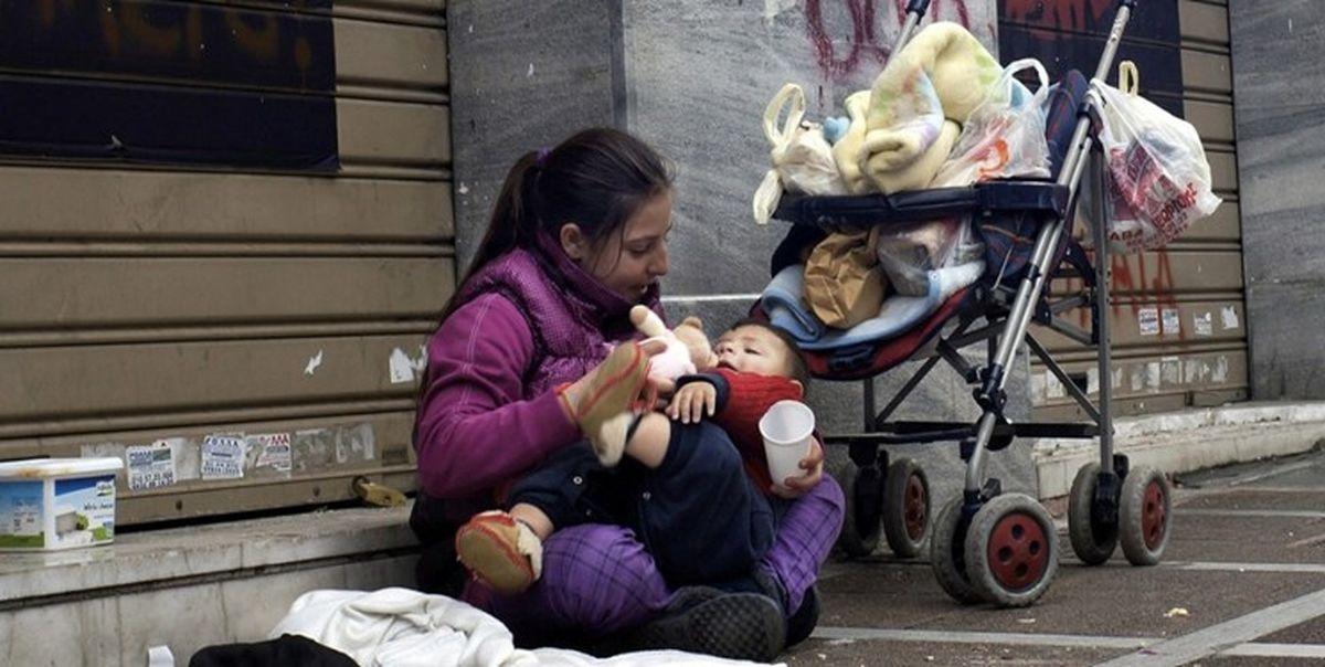 مایکل اسنایدر افزایش طبقه مزد بگیر فقیر در آمریکا