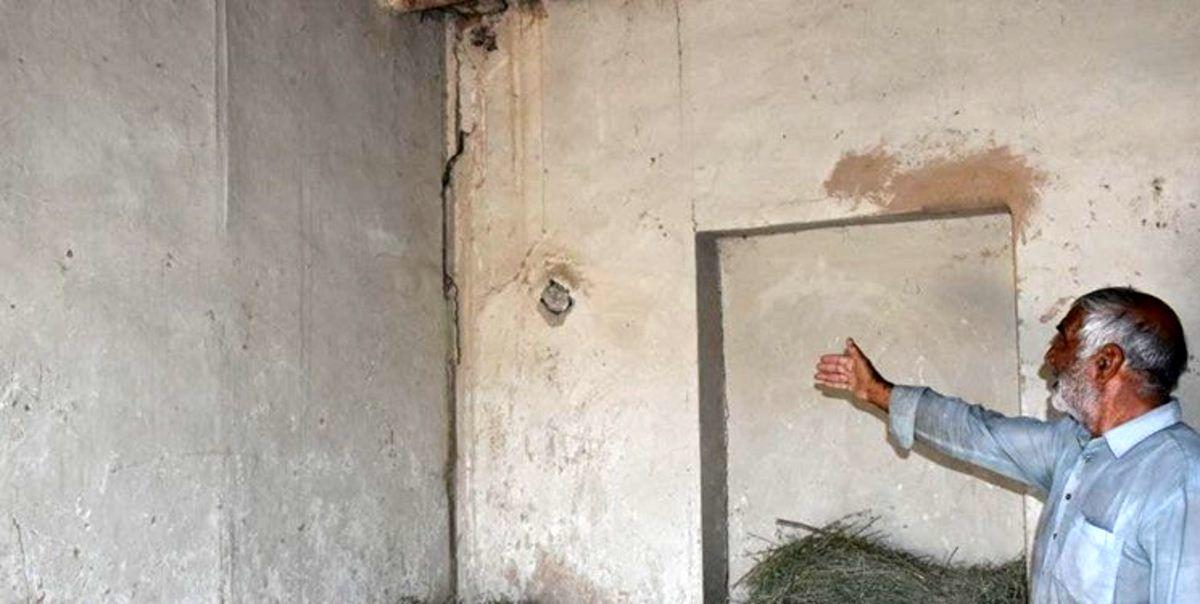 زلزله قوچان به ۴۲ روستا خسارت زد