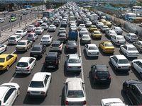افزایش ۴درصدی تردد در جادههای کشور