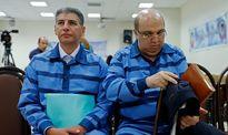 جعبه سیاه بابک زنجانی در دادگاه +تصاویر