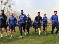 کرونا به تیم استقلال هم آمد