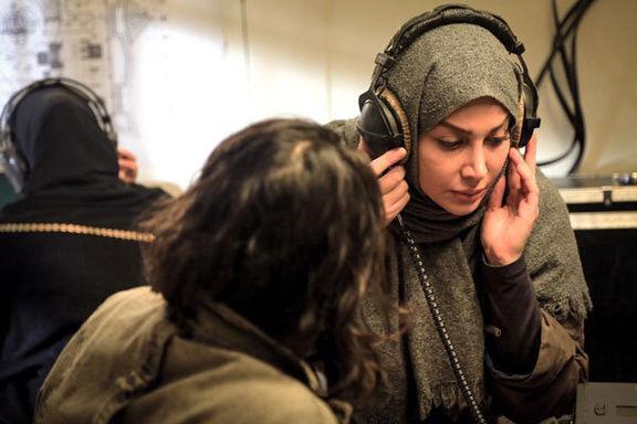 اولین عکس همسر محسن چاوشی به عنوان بازیگر