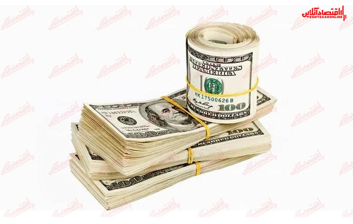 بازگشت دلار به کانال ۲۴هزار تومان/ قیمت در بازار آزاد۲۴۸۰۰