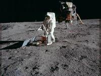 تصاویری کمتر دیده شده از سفر آپولو11 به ماه