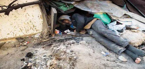 معتادان ترخیص شده از کمپها دوباره به پاتوقها بر میگردند