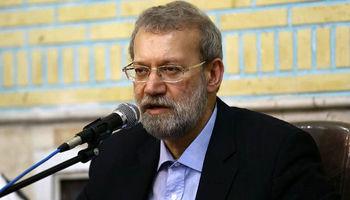 لاریجانی: علاقمندی کشورها به همکاری اقتصادی با ایران