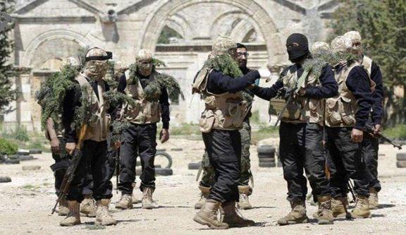 بازسازی گروههای تروریستی در سوریه