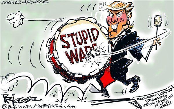 ترامپ دنده عقب گرفت!