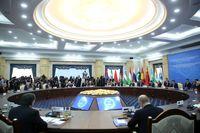 روحانی: تهران آماده ارائه همه تسهیلات برای فعالیت اقتصادی شرکتها و دولتهای عضو سازمان شانگهای است/ اعضای برجام به تعهدات خود عمل کنند