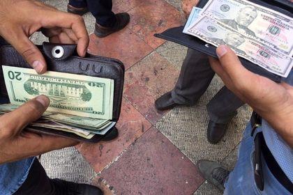 حال و هوای بازار ارز بعد از ریزش دلار +تصاویر