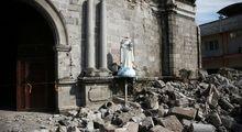 فیلیپین بعد از 2 زلزله 6 ریشتری +تصاویر