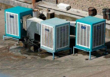 کولر آبی؛ صدرنشین افت تولیدات صنعتی